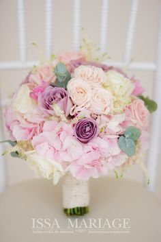 buchet mireasa Spring Wedding Bouquets, Bride Bouquets, Bridal Wedding Dresses, Flower Bouquet Wedding, Wedding Themes, Quinceanera Decorations, Wedding Decorations, Pink And Gold Wedding, Marie