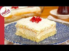 YAŞ PASTA TADINDA YUMUŞACIK BORCAM PASTASI ✅ - YouTube Vanilla Cake, Nutella, Tiramisu, Tart, Cheesecake, Food And Drink, Cookies, Desserts, Youtube