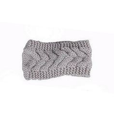 Ivory Knitted Ear Sleeve