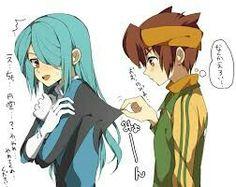Nathan Swift, Inazuma Eleven Go, Best Series, Chibi, Fan Art, Cartoon, Manga, Illustration, Lightning