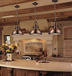 Trendy Lighting Fixtures For Any Style Kitchen