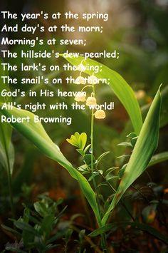 Spring Poem...