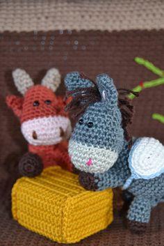 Echtstudio Blog Kookeridoo kerstal is af and ready tot go !! Gratis patroon kribbe ! - Echtstudio Blog