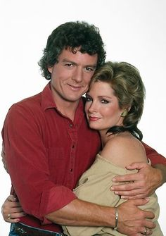 Roman and Marlena-Days of Our Lives