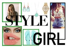 Style Girl by sumoraeszanna on Polyvore featuring moda and Michael Kors
