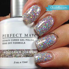 Chickettes.com - LeChat Hologram Diamond