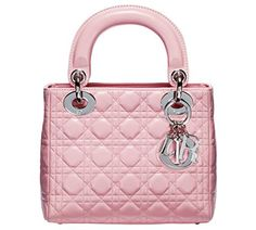 Pink Dior!  LOVE, LOVE, LOVE....WANT, WANT, WANT!!!!!!! (no link)