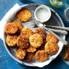 Pan-Fried Zucchini Chips - EatingWell.com