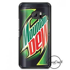 Funny Mountain Dew HTC One M10 Case