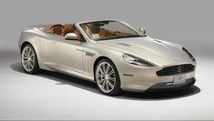 Q by Aston Martin builds equestrian-themed DB9 Volante