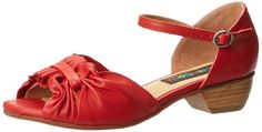 Everybody Womens Abelle Dress SandalFlame Red42 EU12 M US * You can find out more details at the link of the image.