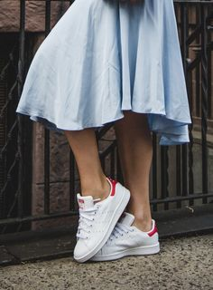 14 Blogger-Approved Shoes That Won't Kill Your Feet. Adidas Stan Smith