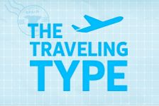 Our blog #TravelingType has an all-new look and feel! Check it out & let us know what you think.