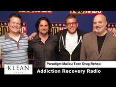#KLEAN Radio - Paradigm Malibu Teen Drug Rehab - #TeenDrugAbuse & #Recovery Blog