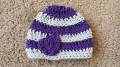 Newborn hats by PDTDesigns on Etsy, $5.00