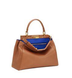 Women's Bags - zoom prod-8BN226_K4L_V1Z | Fendi Peekaboo Mini