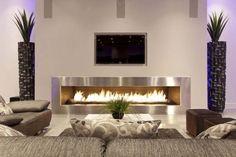 Salotti Moderni Con Camino : Fantastiche immagini su salotti moderni home decor modern