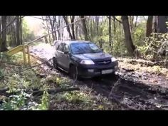 Off road 4x4 Acura MDX Vs Kia Sportage