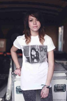 Taylor Jardine of We Are The In Crowds' hair color and cut
