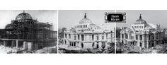 México antes y ahora. #throwbackthursday