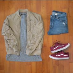 Outfit Grid You Can Inspire Your Latest Style Dope Outfits, Casual Outfits, Fashion Outfits, Vans Outfit, My Outfit, Jeans E Vans, Vans Shoes, Casual Wear, Men Casual