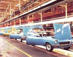 Chevrolet Vega Lordstown Assembly plant