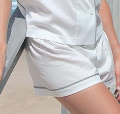 Araks | Exclusive white pajama set | goop.com
