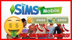 The Sims Mobile Hack and Cheats 2019 - How to get Free SimCash and Simoleons T - Game Hack T Games, Free Games, The Sims, Game Update, Test Card, Hack Online, Mobile Game, The Simpsons, Cheating