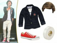 MTV Mobile Blog Style: Halloween 2012: One Direction Group Costume Ideas!