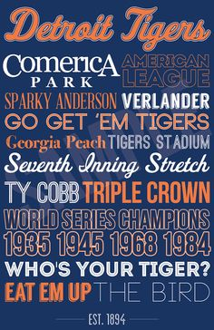 Chicago Cubs Typography Canvas by SarasPrints on Etsy