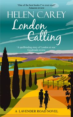 US edition of LONDON CALLING, book 4 in the Lavender Road series