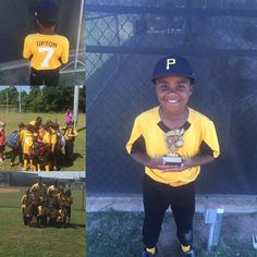 When the kid has a good game.... Awesome season Pirates. Way to go #Booby #teamUpton #baseball