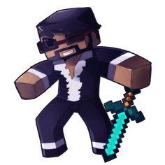 Captainsparklez the guy who's minecraft name started as a dare.