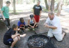 Homeschool Wilderness Skills Great Falls, Virginia  #Kids #Events