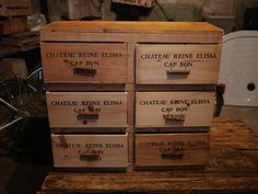 43 Meilleures Images Du Tableau Boites De Vin Wooden Crates Diy