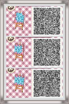 Mystic - animal crossing new leaf - Animal Crossing 3ds, Animal Crossing Qr Codes Clothes, Animal Crossing Pocket Camp, Acnl Paths, Motif Acnl, Thomas Jones, Ac New Leaf, Hair Patterns, Happy Home Designer
