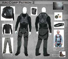 Into Star Citizen Star Citizen, Stylish Raincoats, Raincoats For Women, Cyberpunk, Raincoat Outfit, Hooded Raincoat, Futuristic Armour, Star Wars, Body Armor
