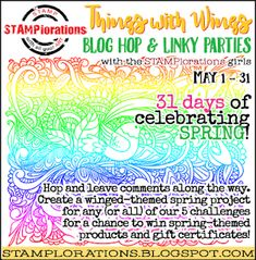STAMPlorations™ Blog: May CAS Card Challenge