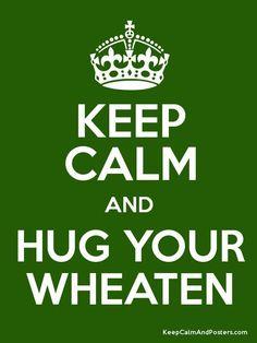 Hug your Wheaten <3