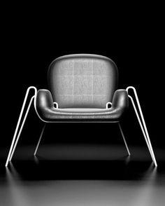 Charlotte Spier Easy Chair