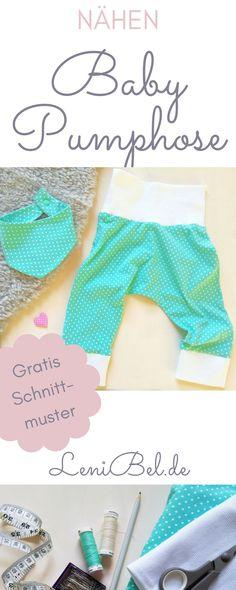 Kostenloses Schnittmuster: Süße Babylätzchen in drei Varianten ...