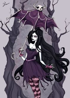 What's time is it? It is Adventure Time! I am absolutely in love with Marceline