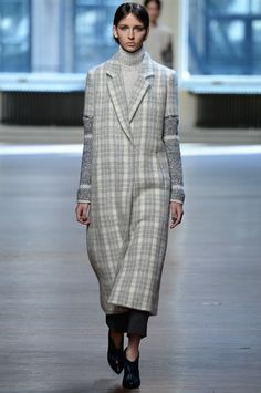 More trophy coats please. Yigal Azrouël Fall 2014 Ready-to-Wear Collection Slideshow on Style.com #nyfw #fashionweek #runway