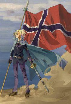 Hetalia- Norway!!!!!!