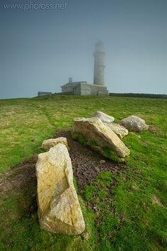 Sea-fogged, Lundy Island, Devon, England | Slawek Staszczuk