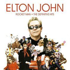 114 Best Elton John Album Single Covers Images Elton