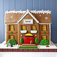 Williams-Sonoma Gingerbread Estate