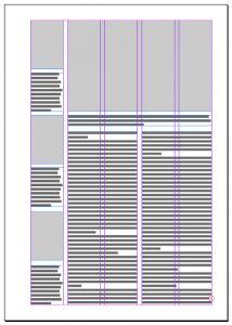Magazine Columns – Backbone of Every Good Layout – DESIGN Magazine – Magazine Grid Design, Page Design, Web Design, Design Trends, Design Editorial, Editorial Layout, Book Layout, Page Layout, Photo Layouts