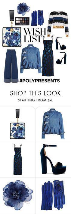 """""""#PolyPresents: Wish List"""" by tina-pencinger ❤ liked on Polyvore featuring Tory Burch, Marques'Almeida, Maybelline, The Vampire's Wife, Steve Madden, Accessorize, Sonia Rykiel, Sea, New York, contestentry and polyPresents"""