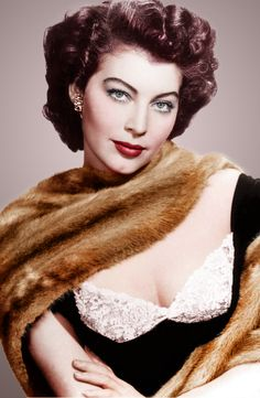 Unabashedly woman Ava Gardner (1922 - 1990) - Find A Grave Photos